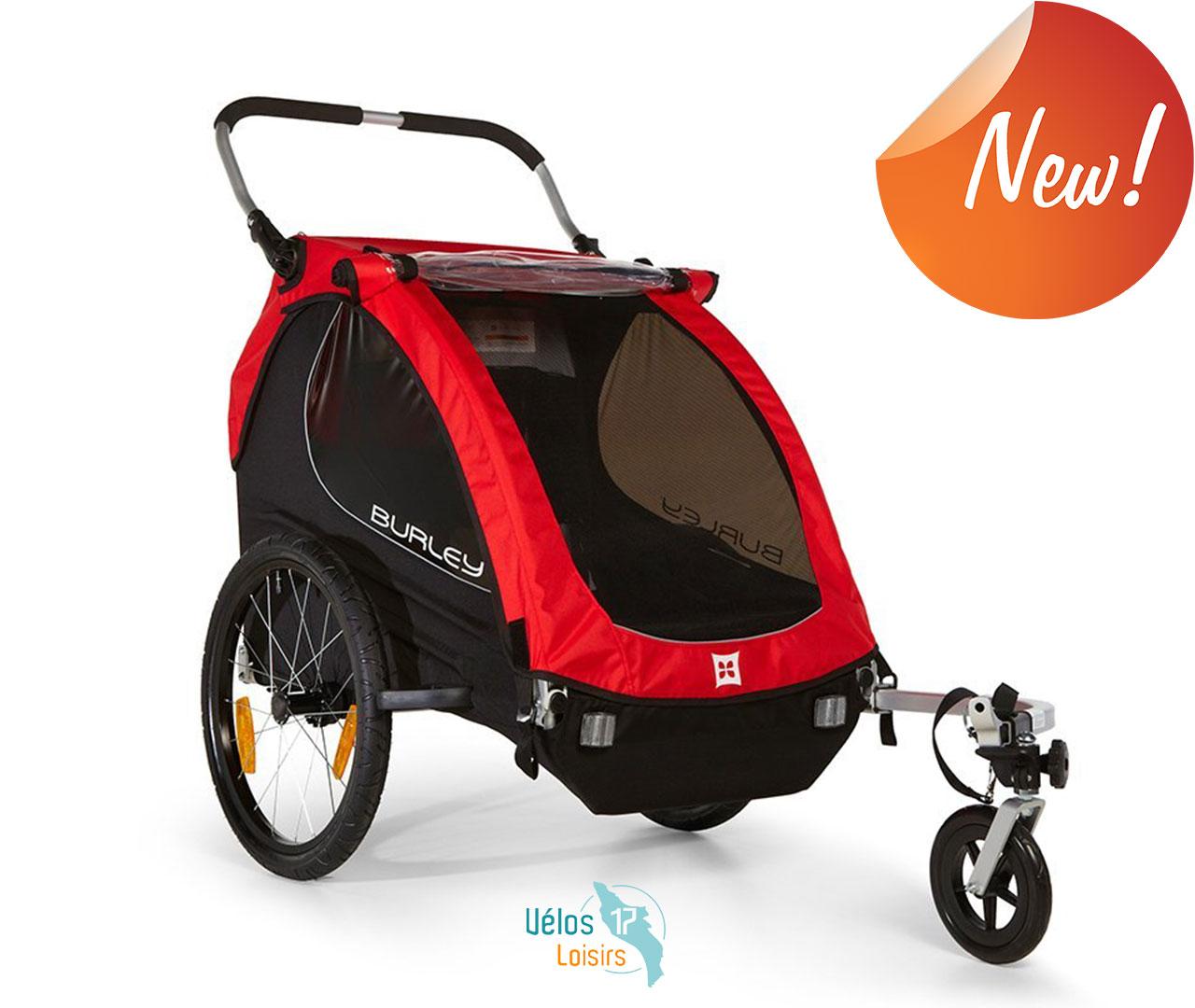 Nouveauté baby remorque ile d'oléron location de vélos