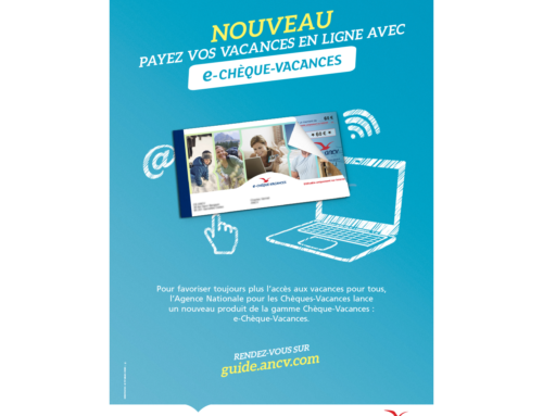 Nouveau: Payez vos locations de vélos avec vos chèques vacances ANCV