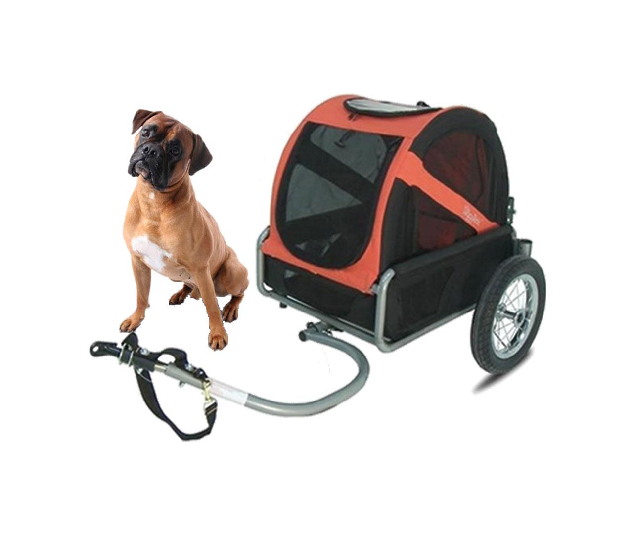 remorque-velo-pour-chiens-doggyride-mini-trailer_VELOS17-LOISIRS ile d'oleron