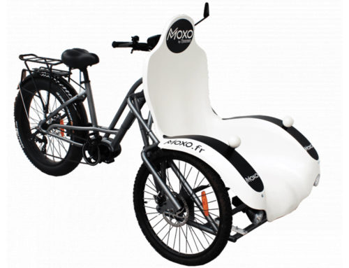 Electric scooter BICYTOO