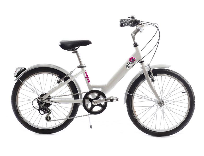Enfant 6/ 8 ans Fille - Vélos 17 Loisirs