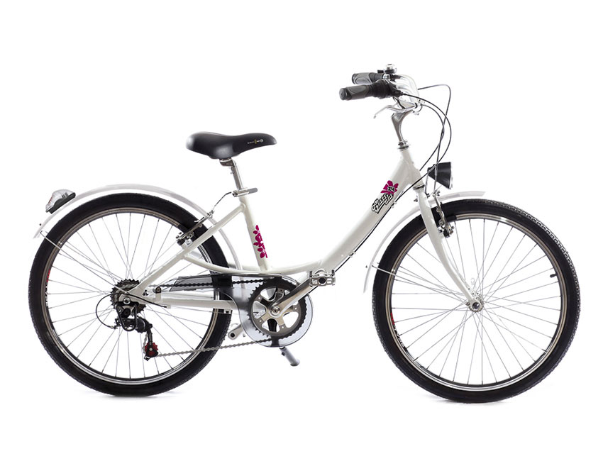 Enfant 8/10 ans Fille - Vélos 17 Loisirs