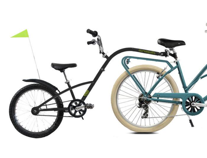 Suiveur 6/7 ans - Vélos 17 Loisirs